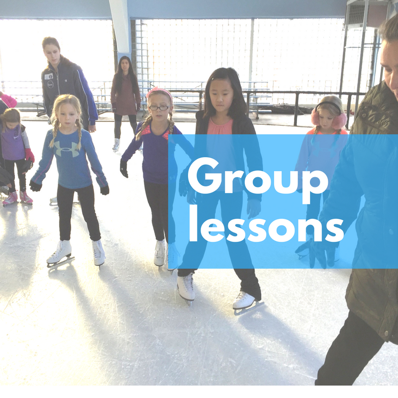 Introduce your kids to ice skating! Fun activity for kids Pre-K to & up