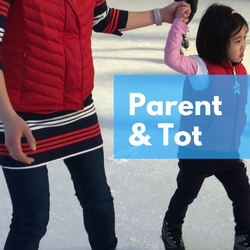 Parent & tots learn together Tuesday at 12:45 p.m.