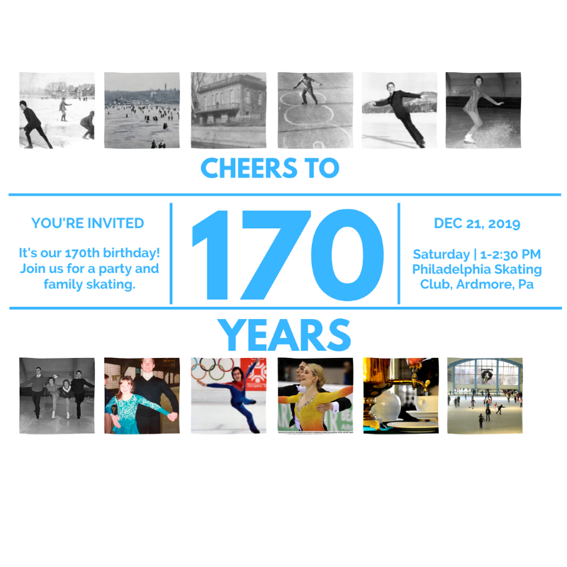 CHEERS TO 170 YEARS