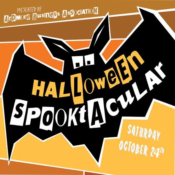 Halloween Spooktacular on Saturday